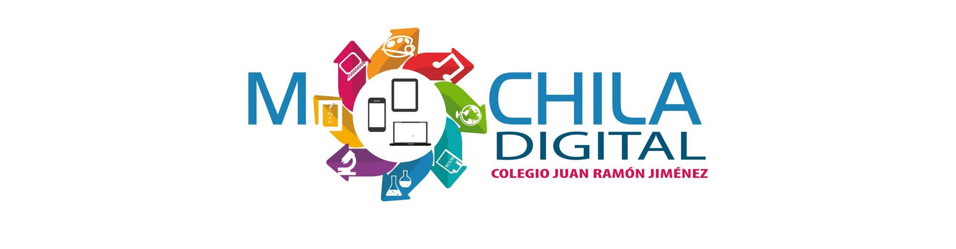 Mochila Digital Uso TICS - Colegio JRJ
