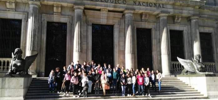EXCURSIÓN AL MUSEO ARQUEOLÓGICO Y TEMPLO DE DEBOD