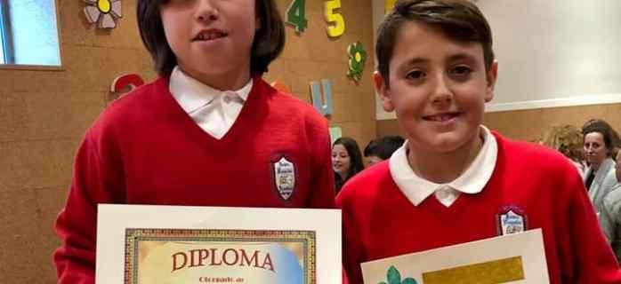 """Premios del concurso de cuentos""""Erase una vez mi Biblioteca"""""""