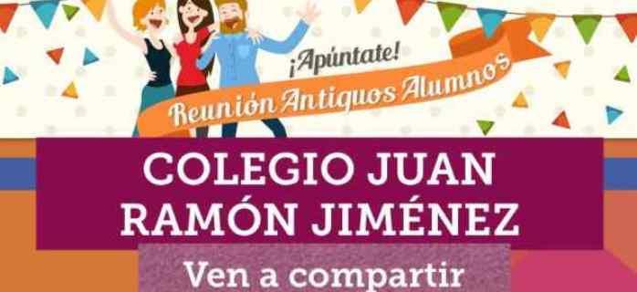 REUNIÓN DE ANTIGUOS ALUMNOS