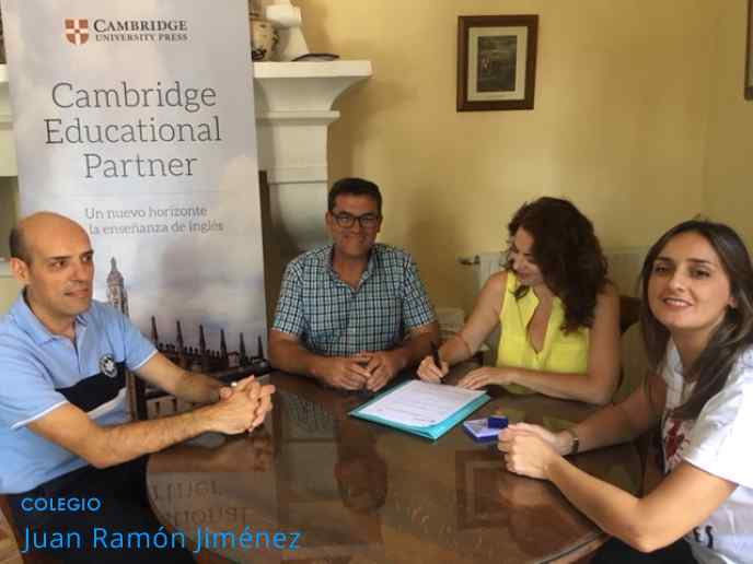 Nuevo proyecto: Cambridge Educational Partner