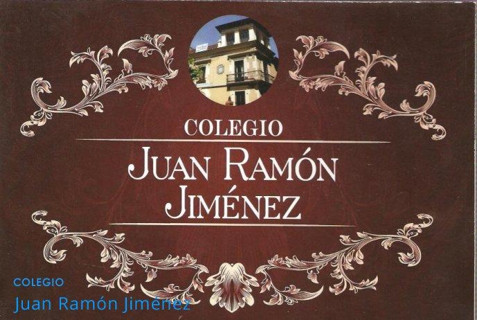 Conoce el Colegio Juan Ramón Jiménez