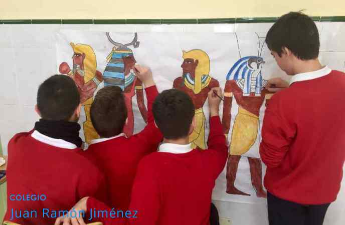 "XXXII SEMANA CULTURAL: ""UN VIAJE POR EGIPTO"""