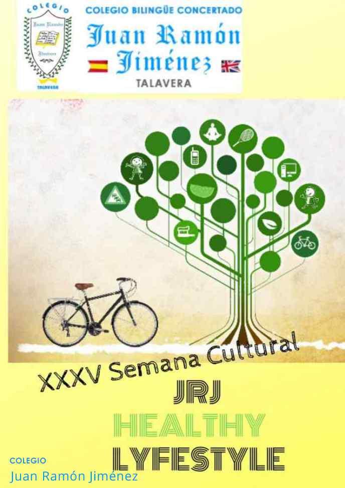 """XXXV SEMANA CULTURAL """"JRJ Healthy Lifestyle"""""""