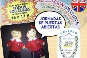 JORNADAS DE PUERTAS ABIERTAS 2020
