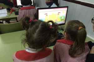 RECURSO EDUCATIVO PARA ALUMNOS DE INFANTIL